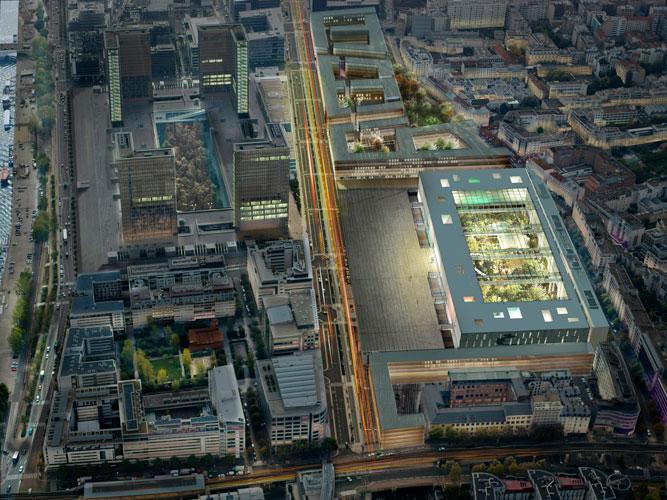 champenois architectes paris nouveau palais de justice