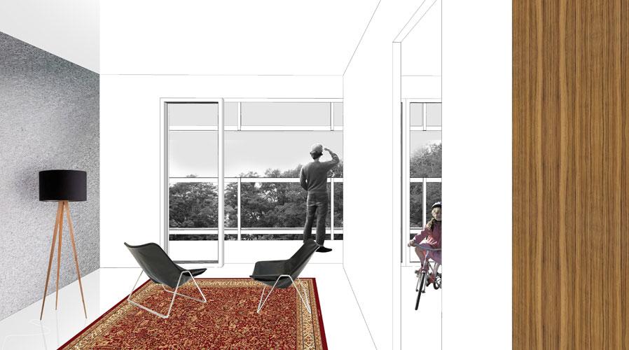 champenois architectes rennes bureaux logements champenois architectes. Black Bedroom Furniture Sets. Home Design Ideas